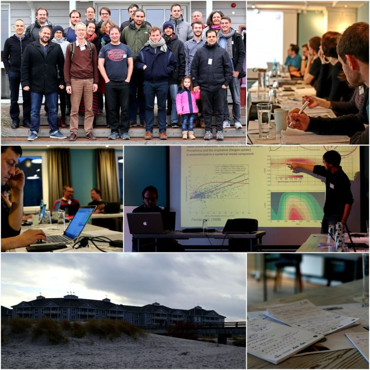 Reduced Complexity Models RedMod_Workshop_2_collage